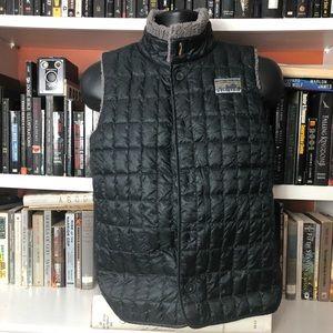 Patagonia Reversible Down/Fleece Vest
